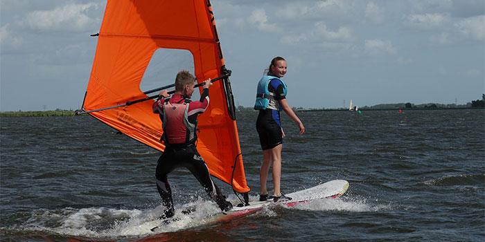 Cursus windsurfen Uitgeest